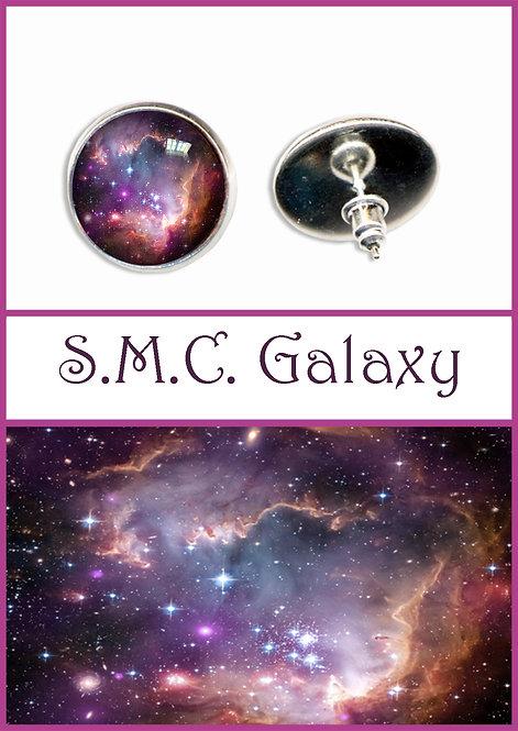 S.M.C. Galaxy Studs/Clips