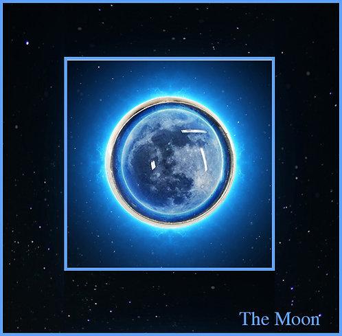 Blue Moon Pin