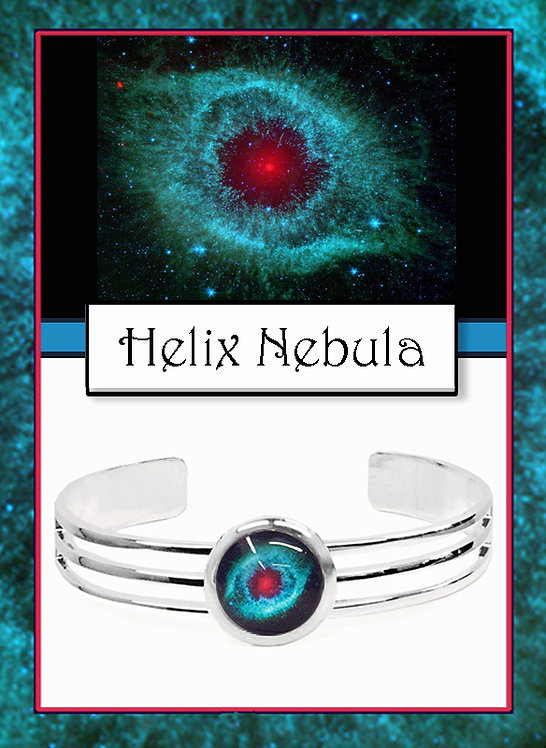 Helix Nebula Bangle