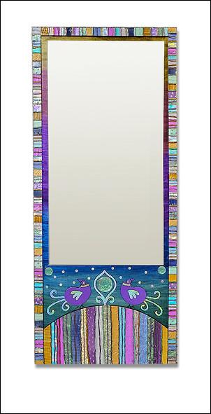 Fantasy Bird Mirror
