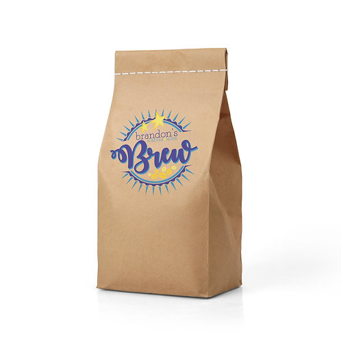Brandon's Brew Decaffeinated Signature Sunrise Blend 12oz Bag
