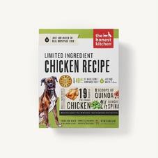 Dog Dehydrated Food The Honest Kitchen Grain Free Limited Ingredient Chicken Recipe