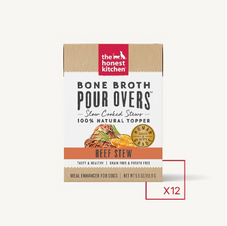 The Honest Kitchen Bone Broth Pour Overs