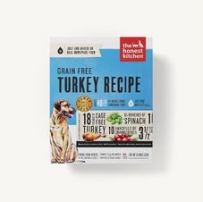 Dog Dehydrated Food The Honest Kitchen Grain Free Turkey Recipe