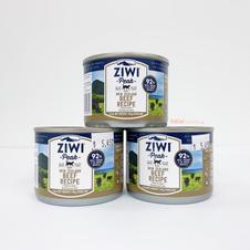 Cat Wet Food Ziwi Peak Original Beef Recipe