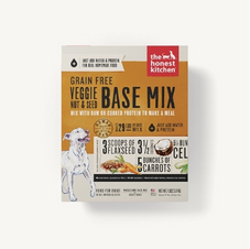 Dog Dehydrated Food The Honest Kitchen Grain Free Base Mix Veggie Nut & Seed