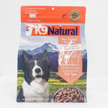 Dog Freeze-Dried Food K9 Natural Lamb & King Salmon Feast