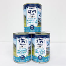 Dog Wet Food Ziwi Peak Original Mackerel & Lamb Recipe