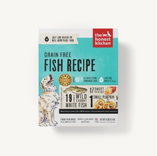 Dog Dehydrated Food The Honest Kitchen Grain Free Fish Recipe