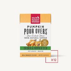 The Honest Kitchen Pumpkin Pour Overs