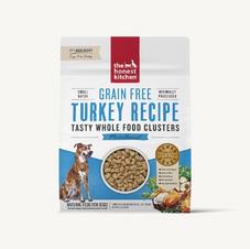 Dog Dry Food The Honest Kitchen Grain Free Turkey Recipe