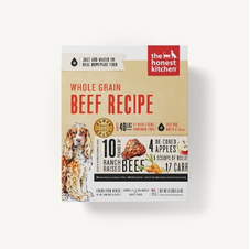 Dog Dehydrated Food The Honest Kitchen Whole Grain Beef Recipe