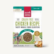 Dog Dry Food The Honest Kitchen Grain Free Puppy Blend Chicken Recipe