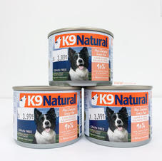 Dog Wet Food K9 Natural Lamb & King Salmon Feast