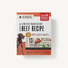 Dog Dehydrated Food The Honest Kitchen Grain Free Limited Ingredient Beef Recipe