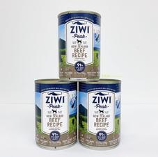 Dog Wet Food Ziwi Peak Original Beef Recipe