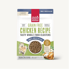 Dog Dry Food The Honest Kitchen Grain Free Small Breed Blend Chicken Recipe