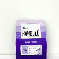 Dog Dry Food RAWBBLE Lamb Recipe