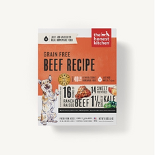 Dog Dehydrated Food The Honest Kitchen Grain Free Beef Recipe