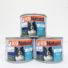 Dog Wet Food K9 Natural Hoki & Beef Feast