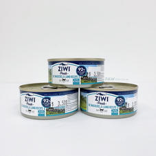 Cat Wet Food Ziwi Peak Original Mackerel & Lamb Recipe