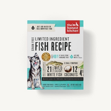 Dog Dehydrated Food The Honest Kitchen Grain Free Limited Ingredient Fish Recipe