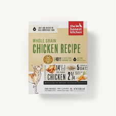 Dog Dehydrated Food The Honest Kitchen Whole Grain Chicken Recipe