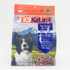 Dog Freeze-Dried Food K9 Natural Beef Feast