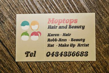 Moptops Hair and Beauty
