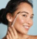 E_eyebrow_tinting_woman_eyebrow_brush_ST