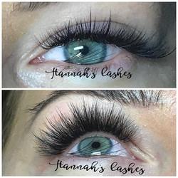 Hannah's Lashes