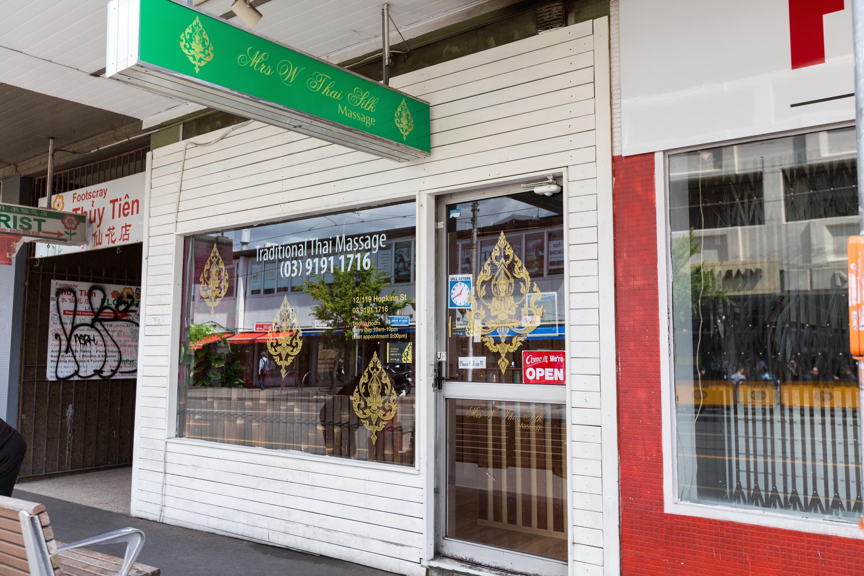 SEX AGENCY Footscray