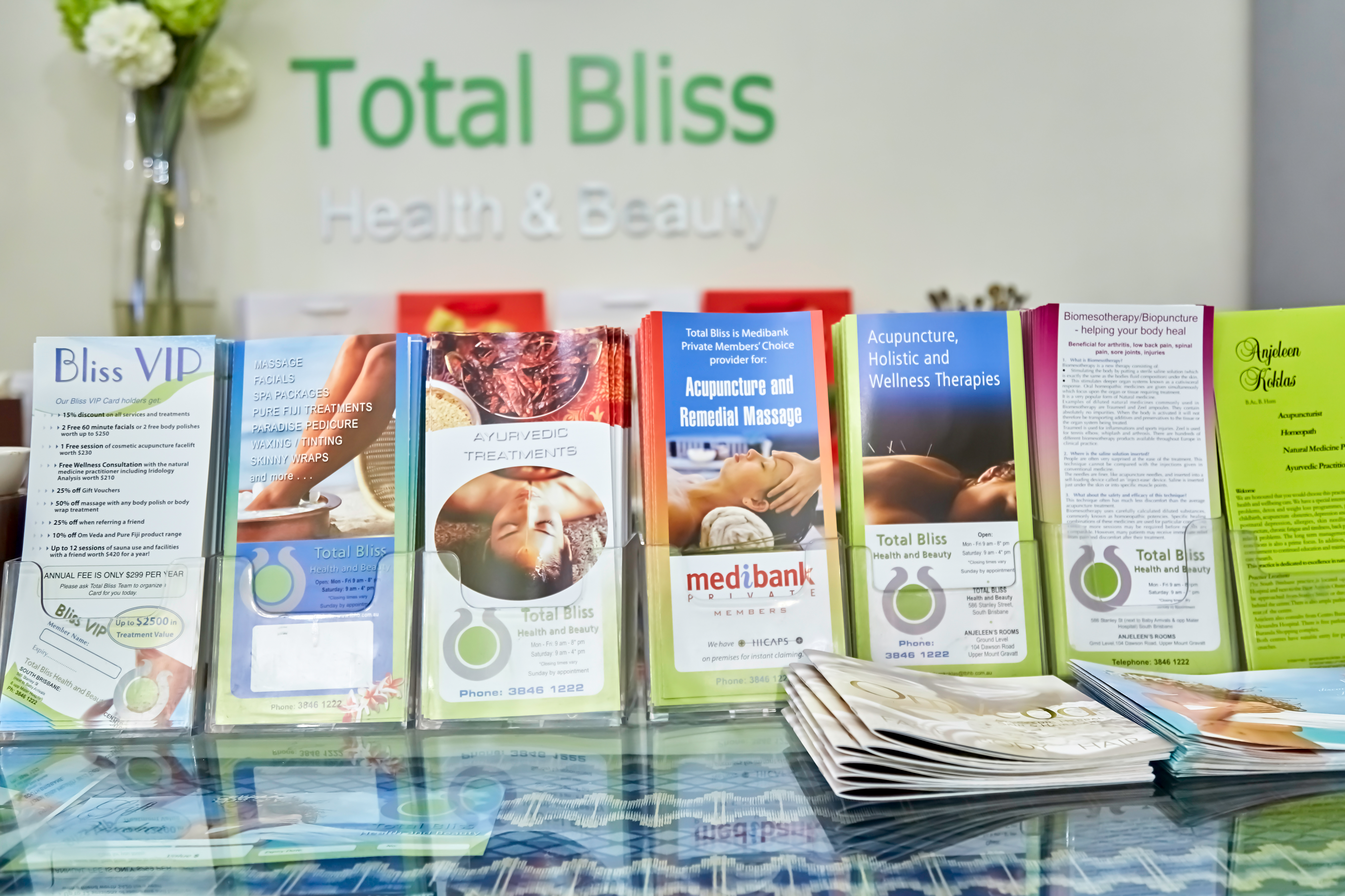 Total Bliss Health and Beauty