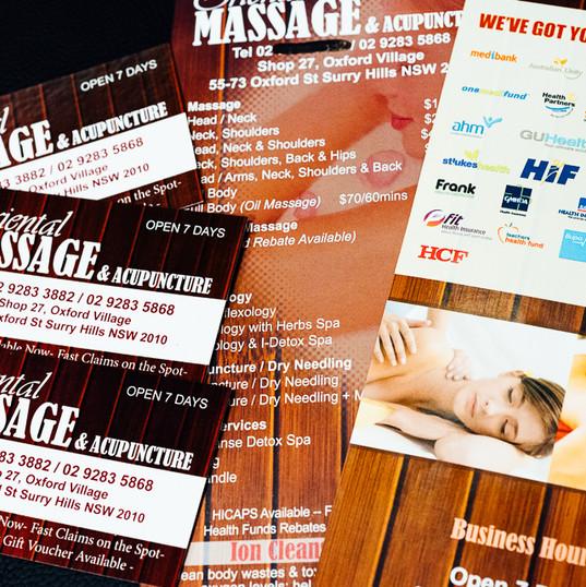 Oriental Massage & Acupuncture - Surry Hills