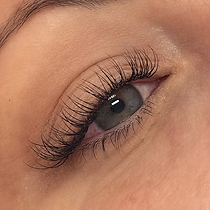 Silk Lash Extensions for a Natural Look.