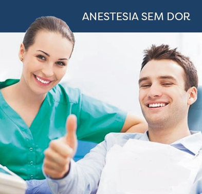 anestesia sem dor Juiz de Fora