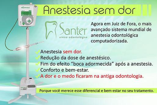 Anestesia sem dor Juiz de Fora, Dentista JF, Clínca Odontológica JF.