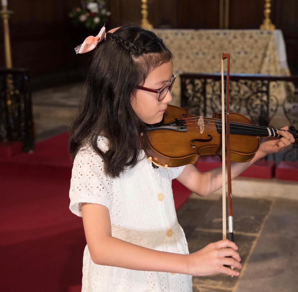 Violin Lessons for Children