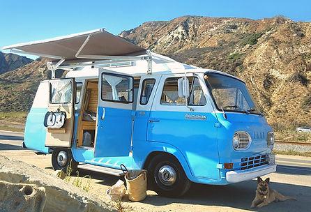 Epoch Restorations Vintage Vans and VintageTrailers Epoch Collective Malibu Los Angeles Santa Monica Ventura
