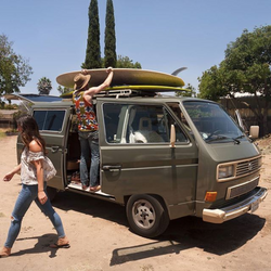 Epoch Restorations and Adventures Vintage Van Rental Los Angeles Santa Monica Ojai