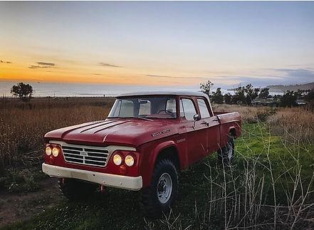 Vintage Truck Rental Epoch Restorations