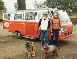 Epoch Restorations and Adventures Vintage Van