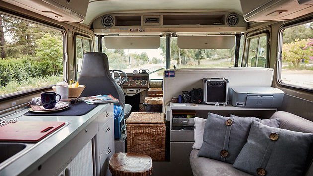 Vintage Camper Van Rentals: Expectations and Tips (part one)