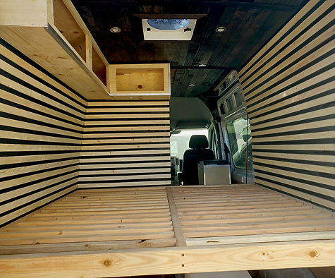 Epoch Restorations and Adventures Camper Conversions and Camper Van Upfitter Sprinter Van