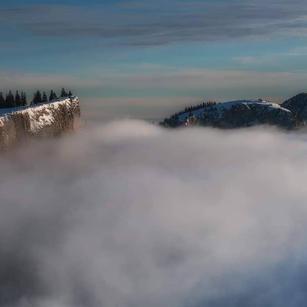 Nebel am Grenchenberg
