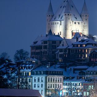 Schloss Thun ausschnitt