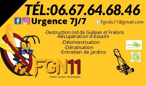 carte de visite FGN11