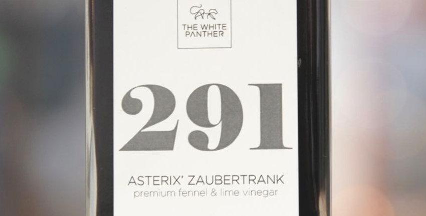 Vinegar no. 291 - Asterix' Zaubertrank (Fenchel - Limette)