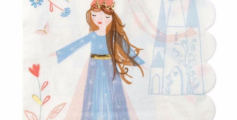 Servietten für Magische Prinzessinnen - Meri Meri