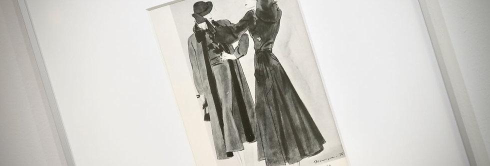 Prophetic Coats - Vogue Artikel original (1936)